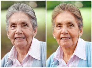 older woman 3