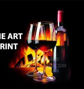 wine for two print