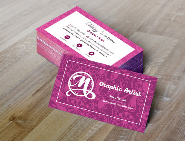 Free artist business card designs colourmoves